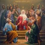 Толкование Евангелия. Пятидесятница