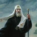 Патриарх ТИХОН стоит в ряду величайших вселенских Святых