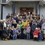 Община слабослышащих Одесской епархии отметила двухлетие своего существование