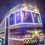 Рождественский трамвайный маршрут