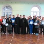 В Одессе состоялся первый межприходской молодежный турнир по настольному теннису