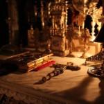 Текст службы Вечерни в Неделю сыропустную, Прощеное воскресенье (с русским переводом и объяснениями)