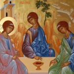 Троица: о смысле праздника, коленопреклонённой молитве, зелёных облачениях