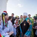 Предстоятель: Сохраняя чистоту Православия, мы привлекаем благодать – на себя и все Отечество наше