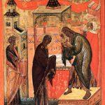 Как икона толкует Евангелие. Сретение Господне