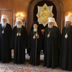 Делегация Украинской Православной Церкви прибыла в Стамбул на официальную аудиенцию к патриарху Константинопольскому Варфоломею