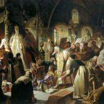 Святитель Иоанн Златоуст поучает, как нужно вести себя с людьми, учиняющими раскол